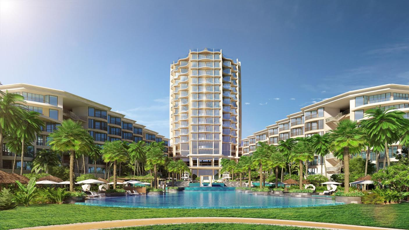 Intercontinental-Phu-Quoc-Long-beach-residences-condotel-1